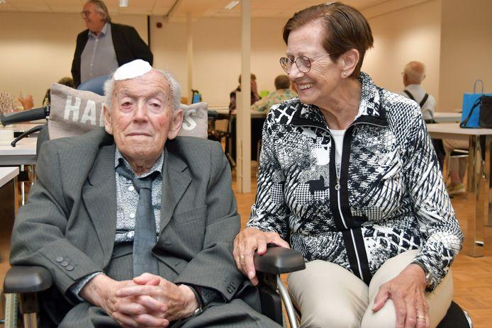 Roger en Maria Aerts-der Weduwe leerden elkaar kennen in de speeltuin.