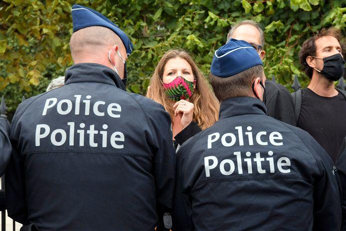 Eerder deze week werden ook al activisten opgepakt.