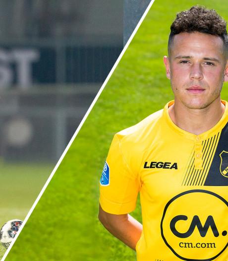 'Profeet' Giovanni Korte (NAC) voorspelt: 'Gelijkspelletje bij topper FC Den Bosch tegen Go Ahead Eagles'