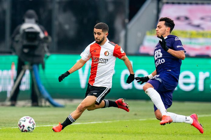 NAC wil Marouan Azarkan tot het einde van dit seizoen huren.