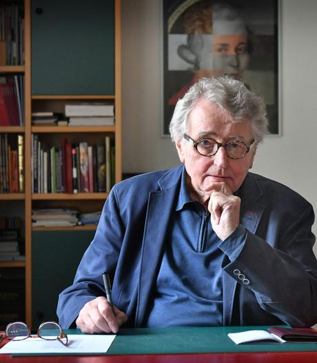 Literair inspirator uit Almelo Gerard Haverkort overleden