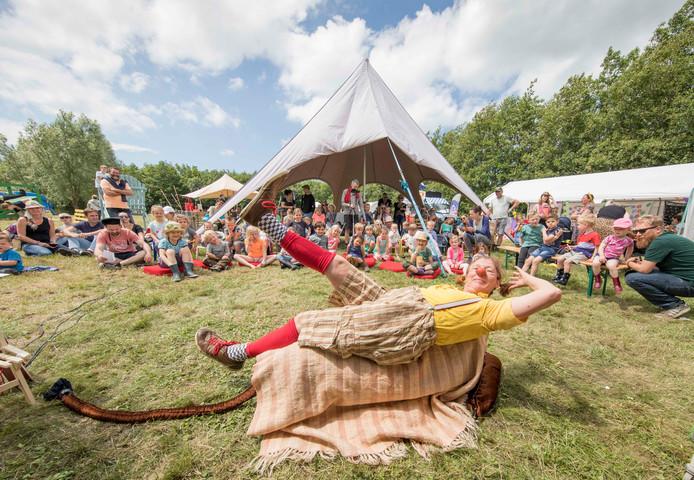 EEF is één van de vele culturele evenementen op Noord-Beveland.