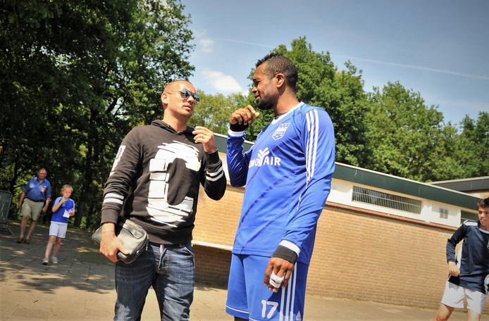 Civard Sprockel bij DUNO in gesprek met ex-international Wesley Sneijder.