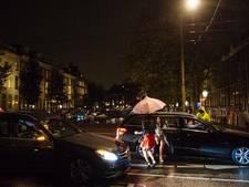 Vijf illegale taxi's aangehouden in Amsterdam
