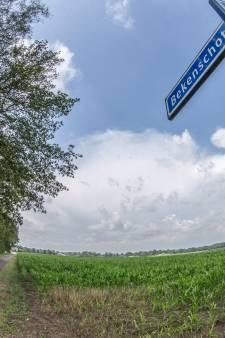 In elk geval komt er één zonnepark van 16 hectare in Barchem