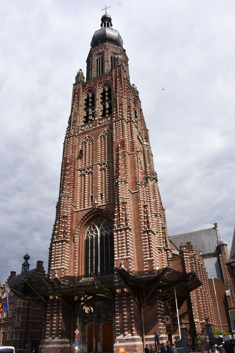 De Sint-Katharinakerk.
