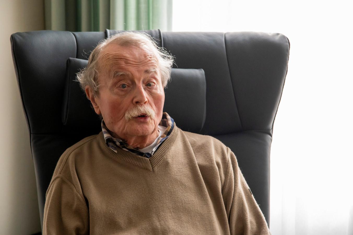 Gerrit Siermans wil zijn vrouw Ineke zo snel mogelijk weer knuffelen.