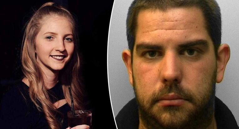 Shana Grice en haar moordenaar Michael Lane.