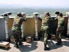 Onrust in grensgebied Noord- en Zuid-Korea