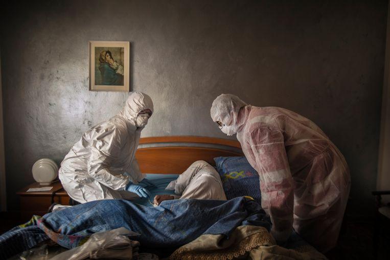 null Beeld NYT/Fabio Bucciarelli