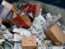 Tarieven voor afval bij Postel in Tilligte flink omhoog