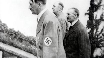 Brits koppel vernoemt baby naar Hitler