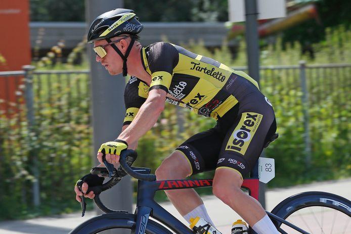 Met Geraardsbergen en Viane krijgt Brent Van de Kerkhove twee thuiskoersen voorgeschoteld.