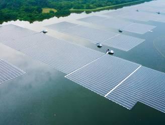 45 voetbalvelden groot: Singapore onthult drijvend zonnepark met 122.000 zonnepanelen