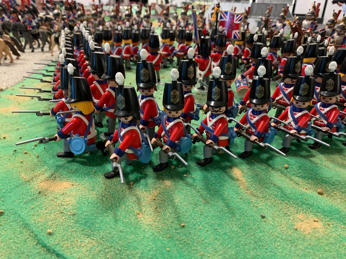 """L'exposition """"L'Empire en Playmobil"""", un événement différent et ludique en cette année du bicentenaire de la mort de Napoléon"""