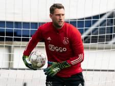 Vraagtekens bij Ajax: 'Afwachten of Stekelenburg kan spelen tegen Roma'