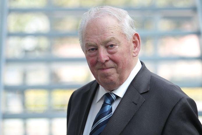 Hilaire Verhegge werd 82 jaar.