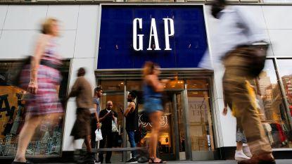 Gap door het stof voor 'onjuist' China-shirt