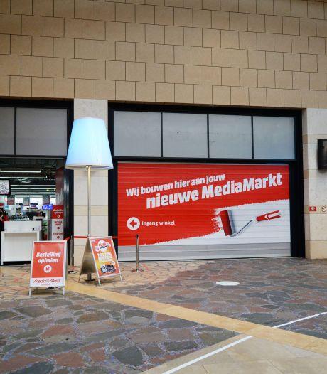 MediaMarkt Enschede verhuist tóch, maar niet naar het Woonplein