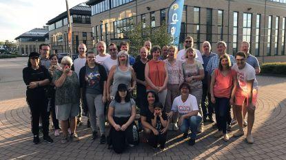 Quant.be wandelt 1.600 euro bij elkaar voor Rode Neuzen Dag
