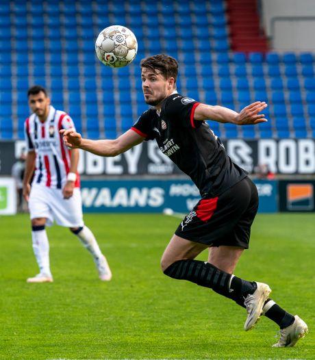 Van Ginkel na drie jaar en drie dagen terug bij PSV: 'Ik ben er altijd in blijven geloven'