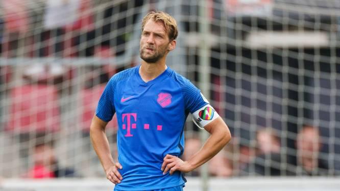 FC Utrecht zoekt na 5-1 zeperd naar goede gevoel: 'We moeten ons vasthouden aan de periode vóór AZ'