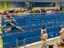 Zwolle vier dagen lang zwemstad van Nederland