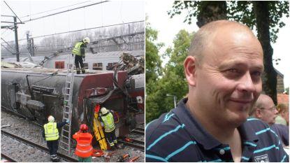 """Tien jaar na de treinramp in Buizingen: """"Philippe had nooit op die trein moeten zitten"""""""