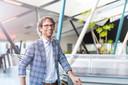 BREDA - Hans van den Boom van het prijswinnende communicatie- en adviesbureau Boom uit Breda.