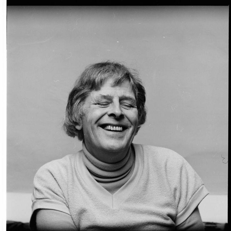 Ivo Michiels begin 1980, vlak nadat hij was verhuisd naar de Provence. Beeld Hollandse Hoogte / Nederlands Fotomuseum
