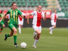 Nadine Noordam (ex-ADO) wil via Ajax naar de OranjeLeeuwinnen: 'Kijken hoe ver ik kan komen'