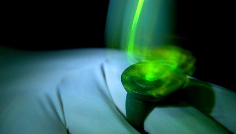 In de 'Green Lantern'-verhalen wordt een constructie van licht gebouwd met een ring. Wetenschappers kunnen nu iets gelijkaardigs.