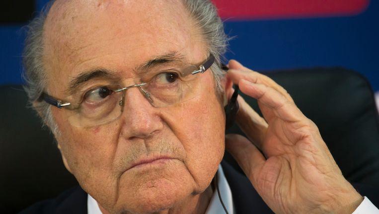Blatter Beeld ap