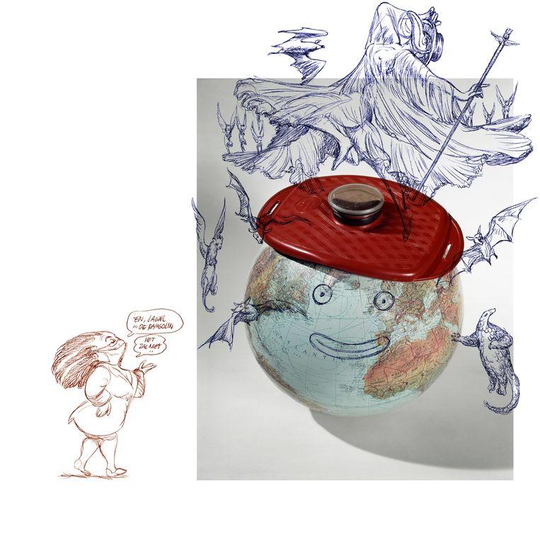null Beeld Getty - Illustraties Typex