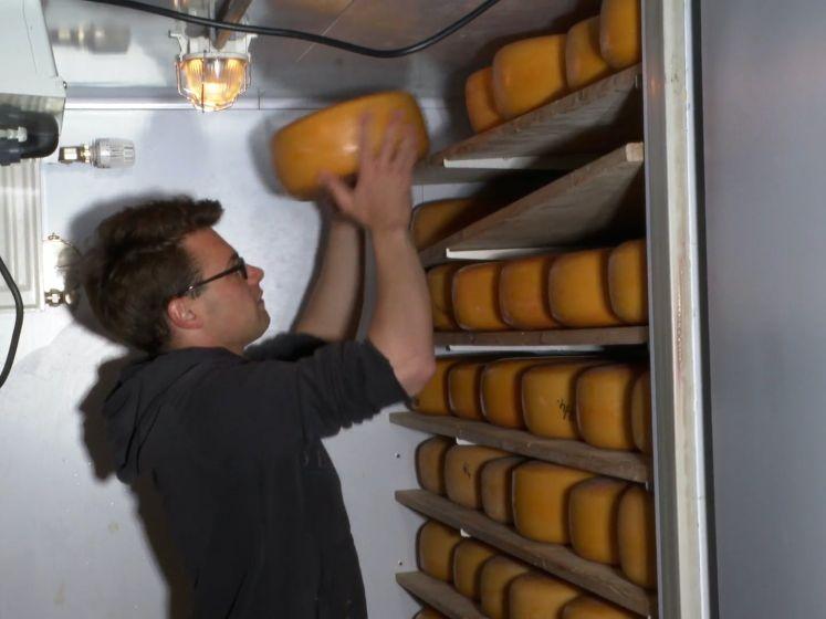 Geitenboer Roy raakt niet van zijn kaas af