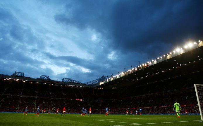 Old Trafford, stadion van Manchester United.