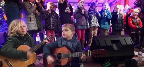 Zingen voor het goede doel bij Glazen Huis van Culemborg