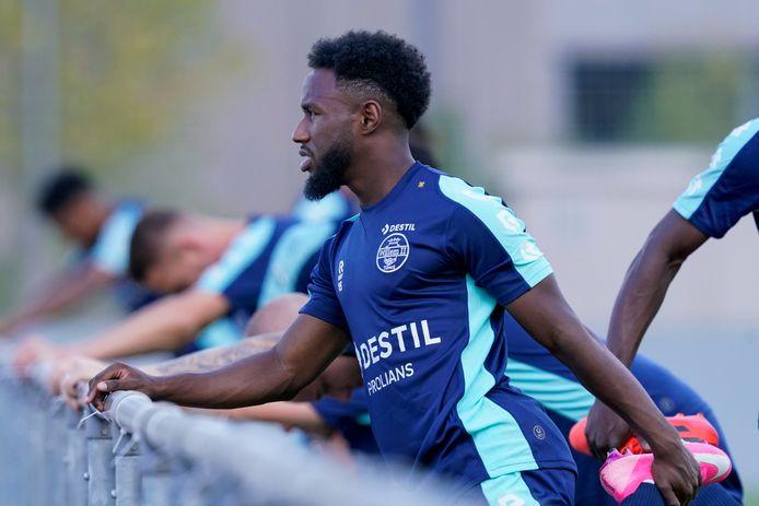 John Yeboah Zamora is de vijfde Duitse speler die onder contract staat bij Willem II.