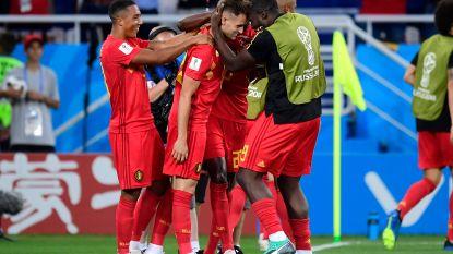 2.013.933 fans voor België-Engeland, 3.798 voor Panama-Tunesië