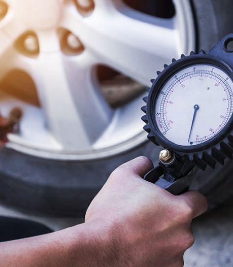 Steekproef wijst uit: bijna heel Zeist rijdt op veel te zachte banden (en dat kost geld)