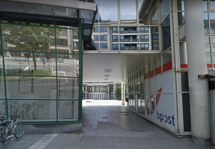 BPost sloot het kantoor aan de Zuid, maar zou half 2022 terugkeren in het nieuwe Stadskantoor