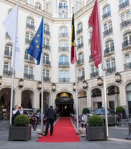 Les syndicats en référé contre les licenciements à l'hôtel Steigenberger à Bruxelles