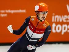 Schulting wint overtuigend goud op 1500 meter