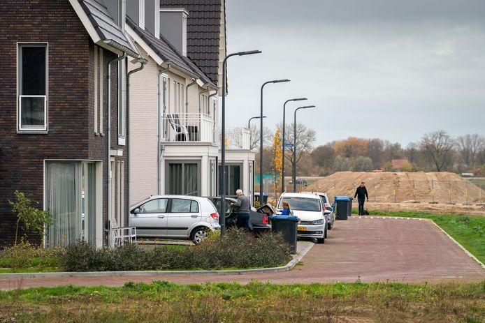 Ondermeer in de buurt De Lanen bestaat bezorgdheid over de komst van de tijdelijke woningen.