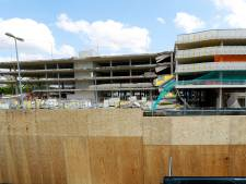 Deels ingestorte parkeergarage Eindhoven Airport gaat tegen de vlakte en wordt herbouwd