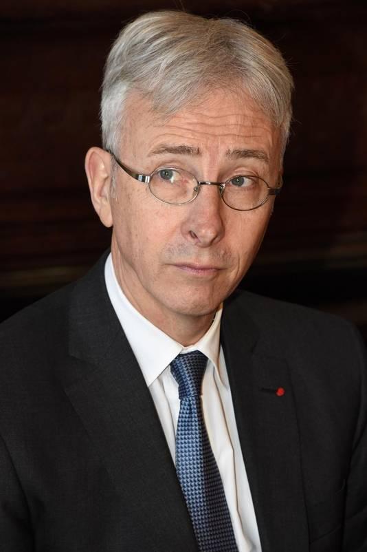 Didier Lallement.