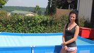 Vrouw in coma na zwempartij in kinderbadje