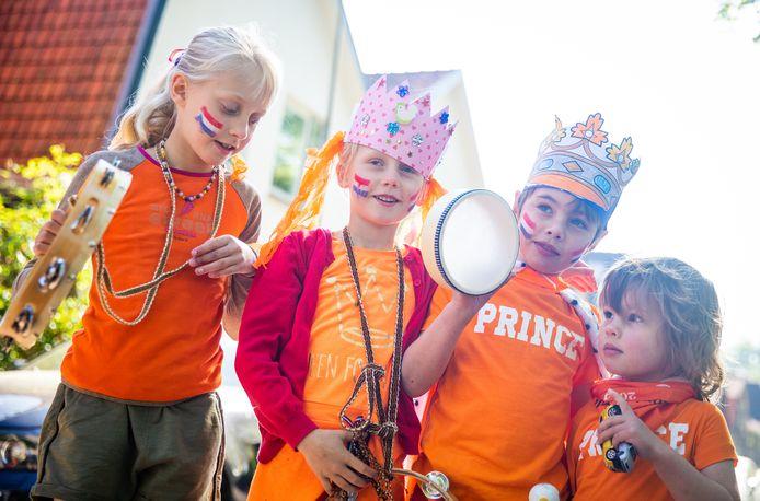 Ondanks de coronamaatregelen wordt er ook dit jaar wel het één en ander georganiseerd voor kinderen tijdens Koningsdag.