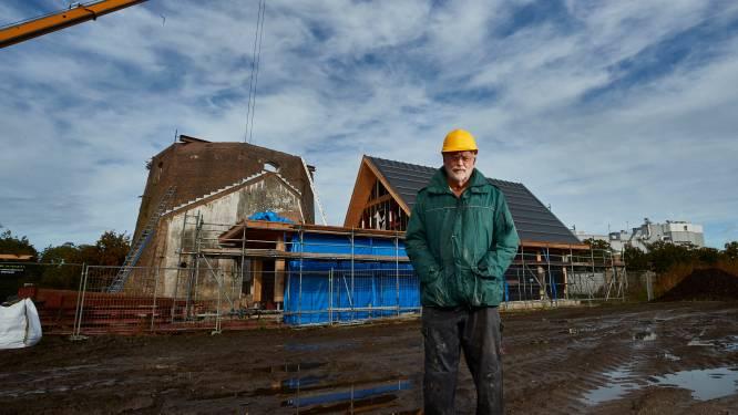 Paul (70) blaast nieuw leven in eeuwenoude Lochemse molen en gaat erin wonen: 'Een hels karwei'