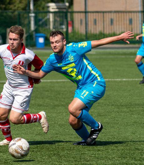 Speler krijgt positieve test: anderhalf uur voor aftrap streep door voetbalwedstrijd Lent
